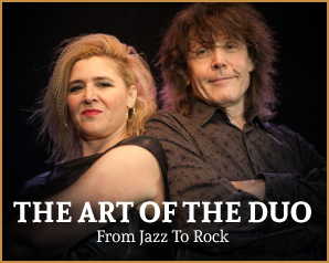 The Art of the Duo - Birgit Ellmerer (Gesang) und Stefan W. Müller (Piano)