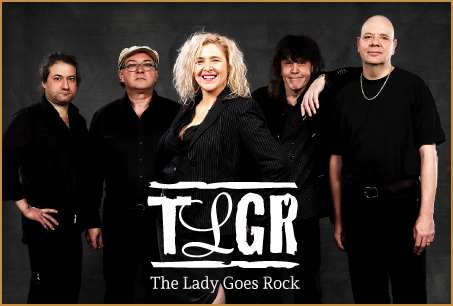 The Lady Goes Rock - Rockige Töne von der Lady